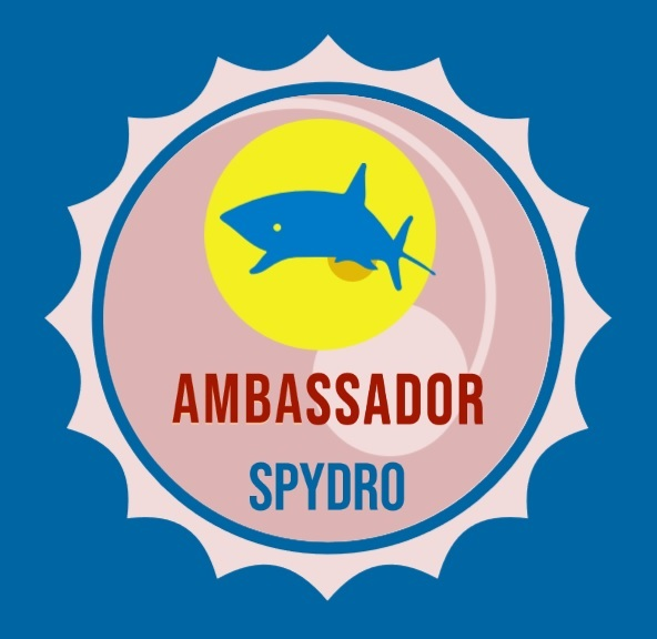 Spydro Ambassador Badge